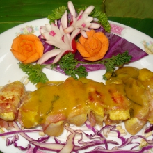 C15 - Roulade poulet curry