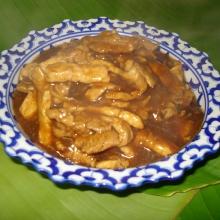 C14 - Porc caramel